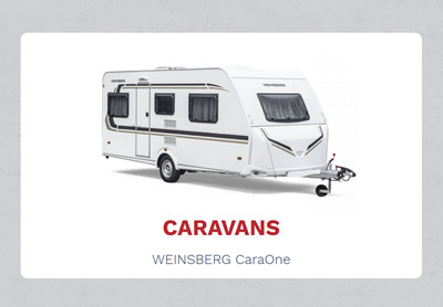 Caravans Wohnanhänger