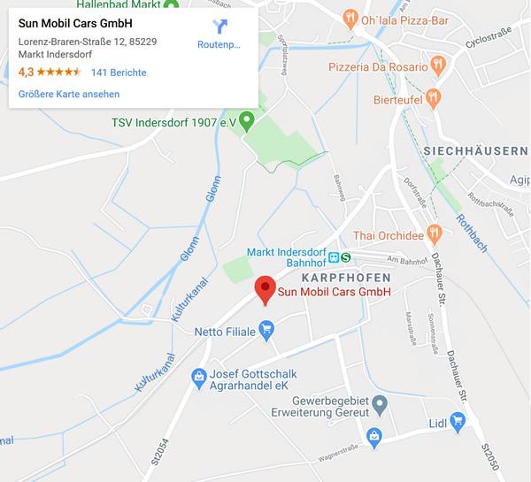 Wohnmobile Verkauf in  Münster, Ellgau, Holzheim, Oberndorf (Lech), Allmannshofen, Westendorf, Rain oder Nordendorf, Baar (Schwaben), Thierhaupten